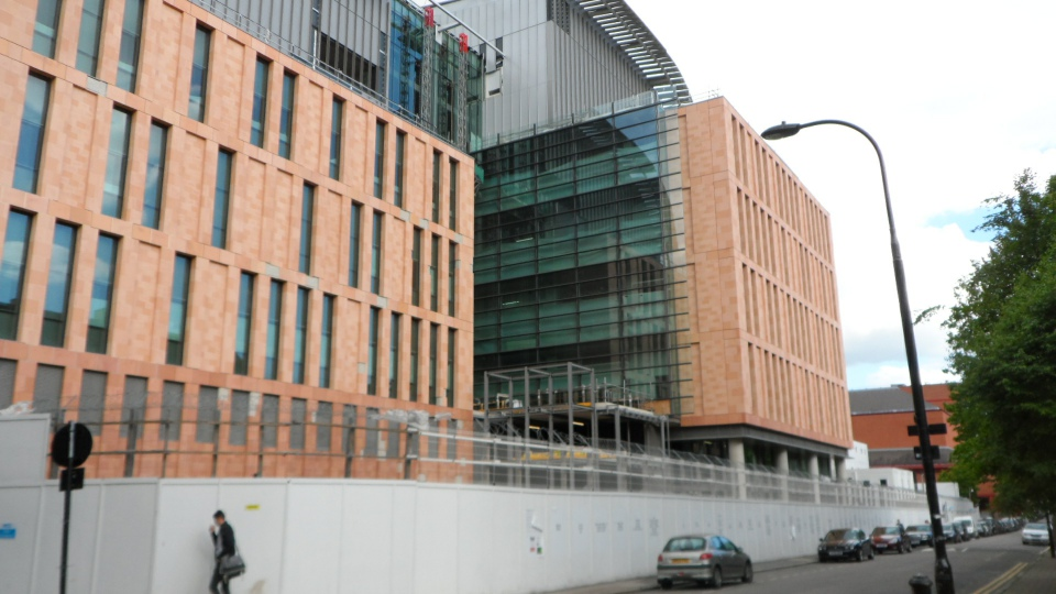 Crick Institute West Side Resized