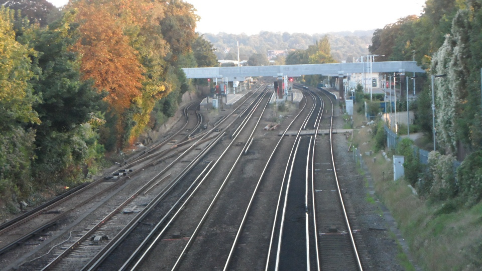 Crossover for Milton Keynes - South Croydon terminators