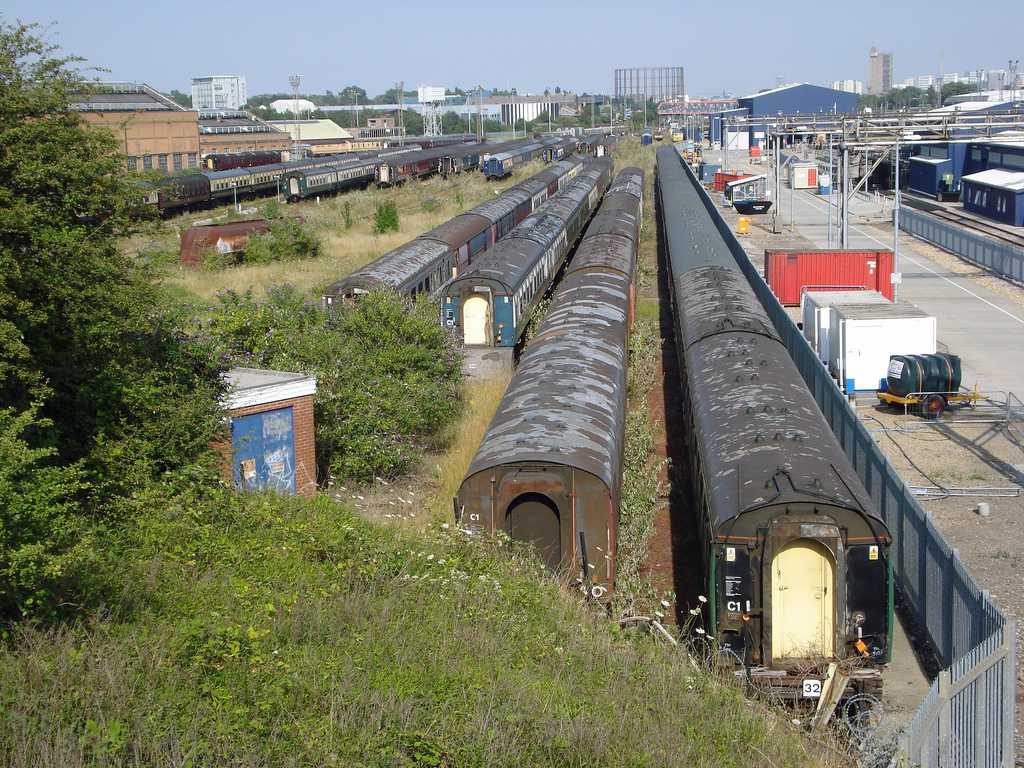 Old Oak Common: A Vision and Challenge For Crossrail (Part ...