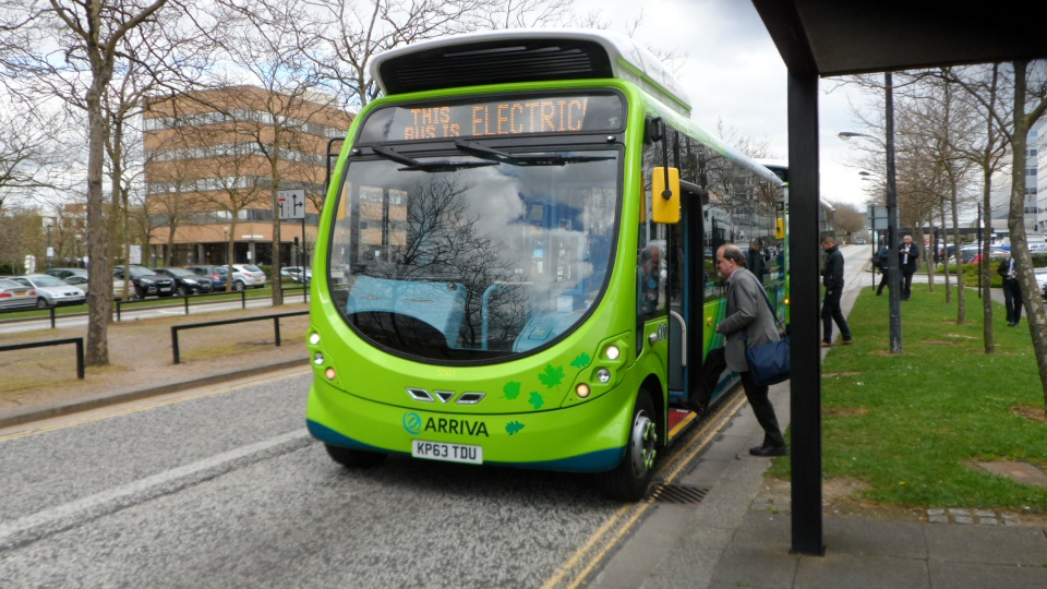 Electric Bus MK