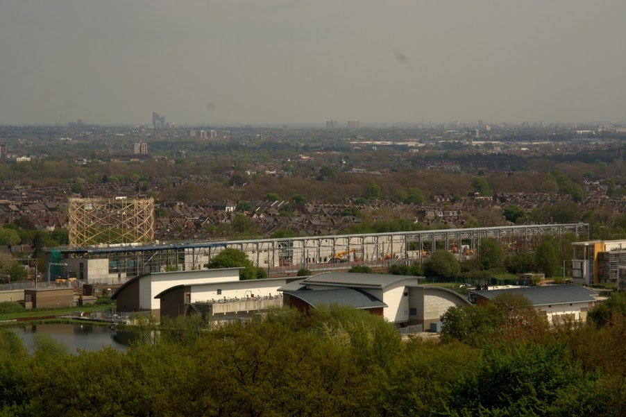 Hornsey Depot from AllyPally