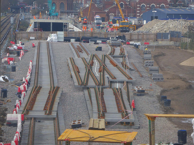 Crossrail The Overlooked Surface Sections