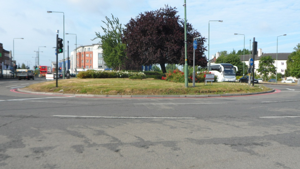 Rose Hill Roundabout