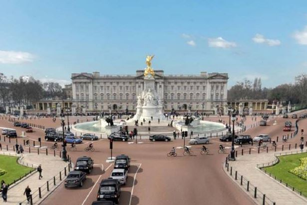 TfL desire for Buckingham Palace