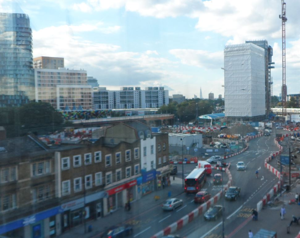 The rise of Lewisham