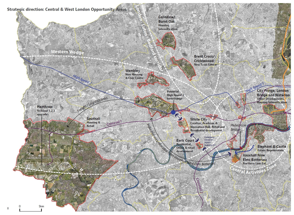 West London Opportunity Areas