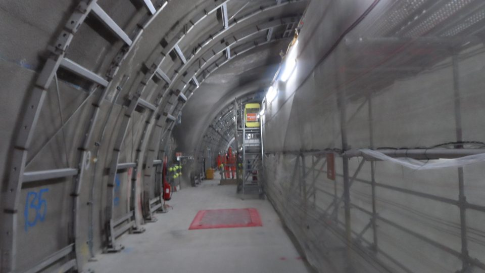 Crossrail Finishing The Job London Reconnections