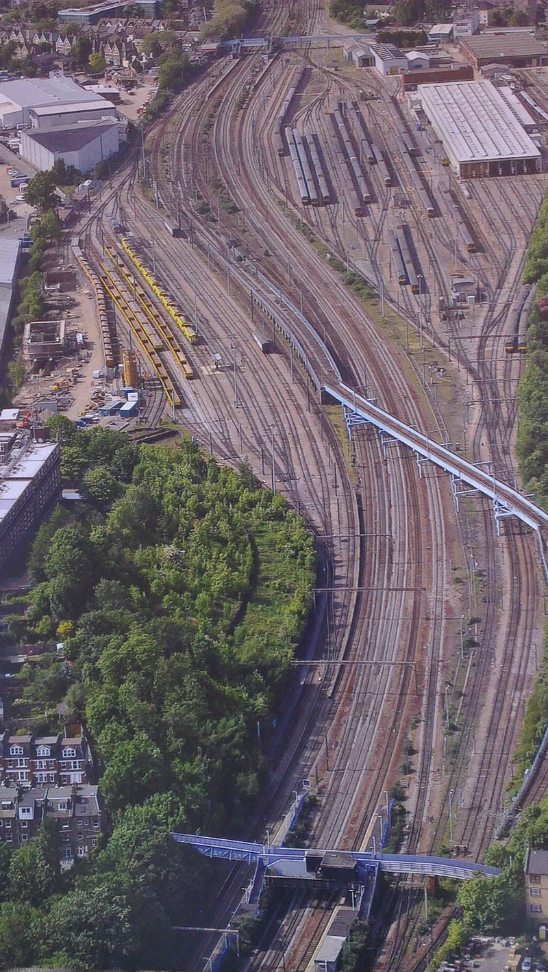 East Coast Mainline Routes Amp Branches Part 2 The Hertford