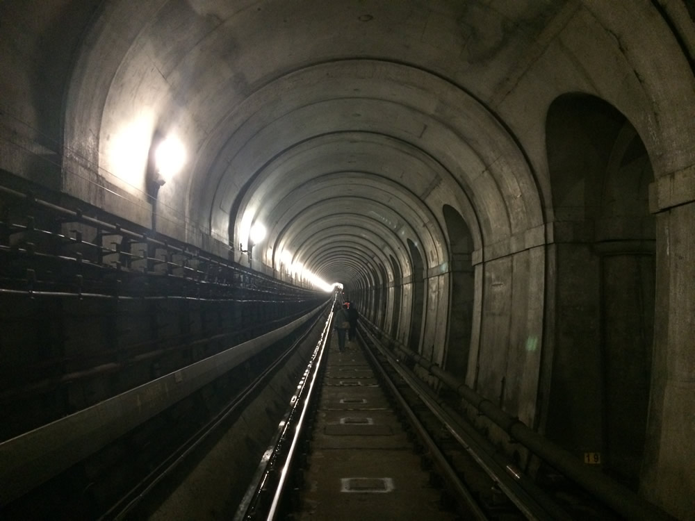 lookingdowntunnel