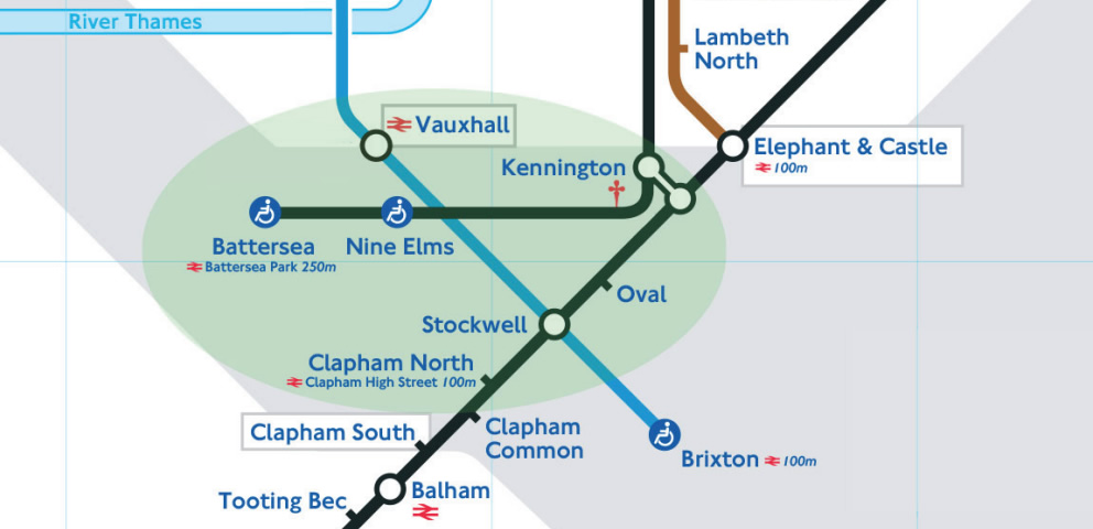 The Northern Line Battesea Extension