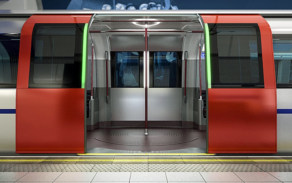 The New Tube For London: The Driverless Train With a Driver