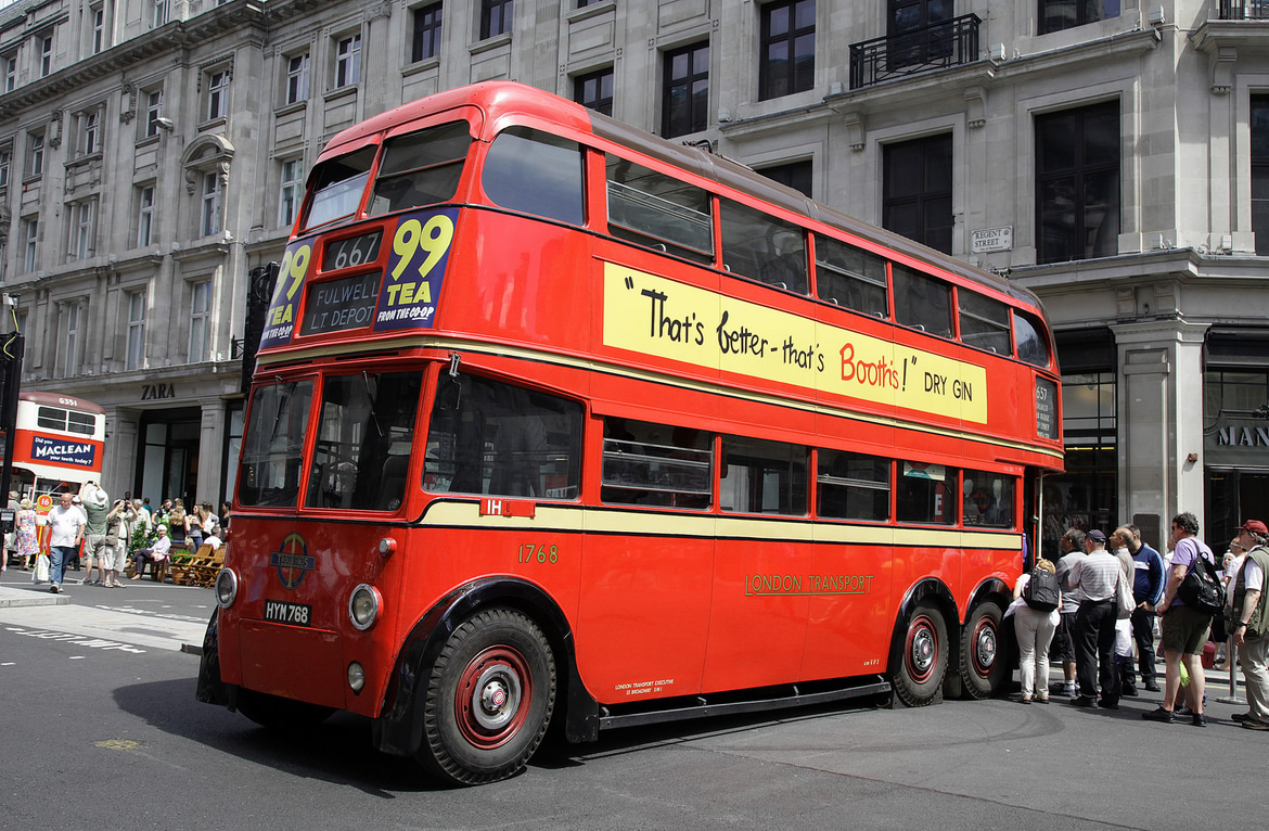 Thomas Built Buses >> In Pictures: Buses. Lots and Lots of Buses - London Reconnections