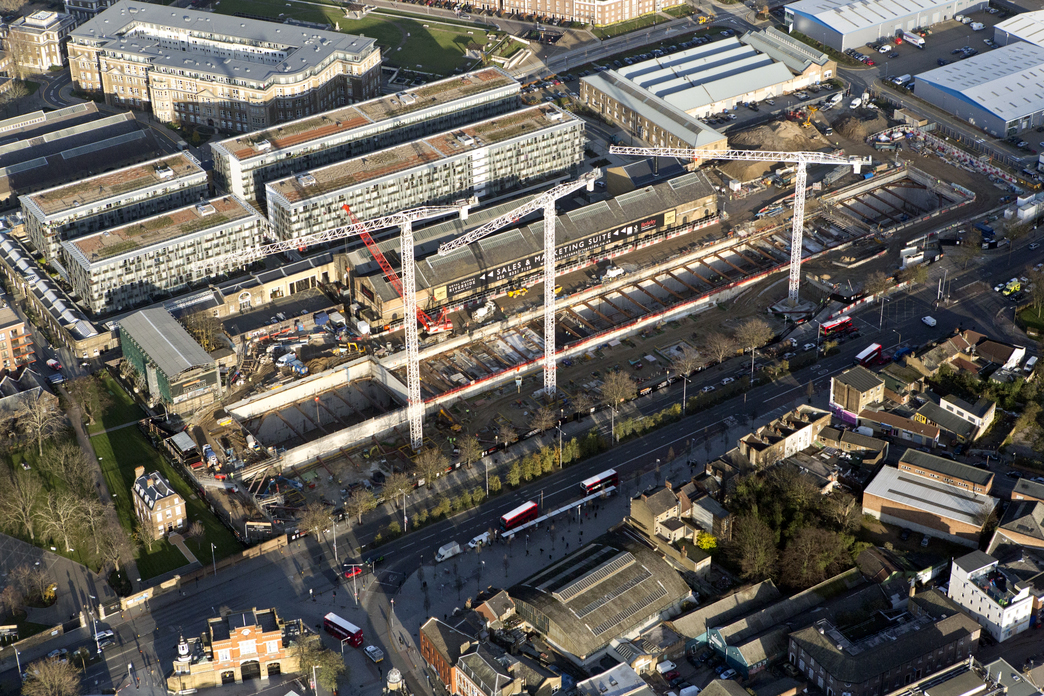 woolwichcrossrailaerial