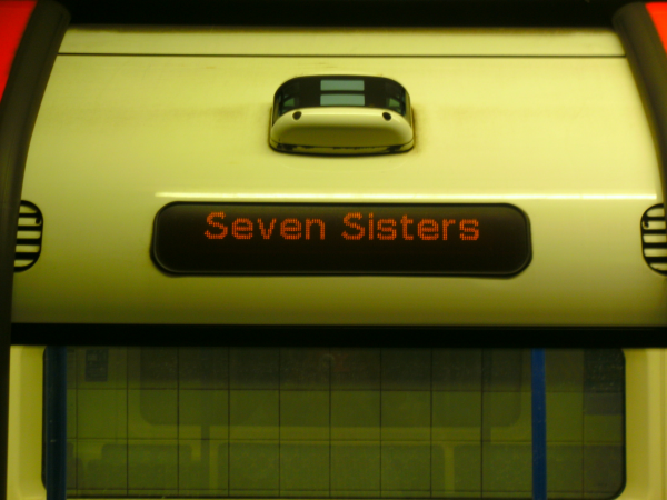 Seven Sisters Normal Destination