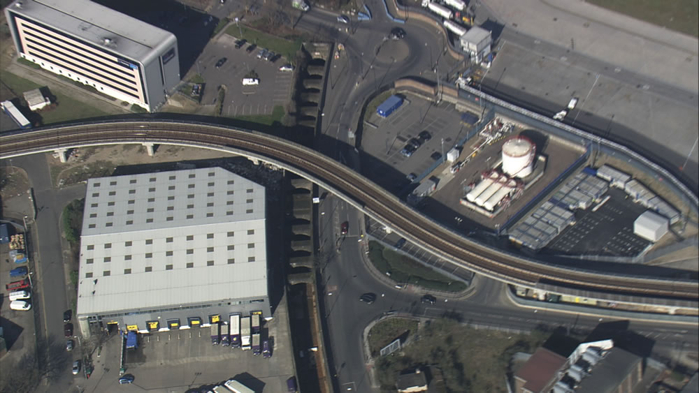 The Connaught Tunnel Approach