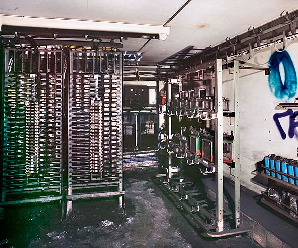 The disused control room, via Subbrit