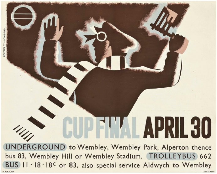 Cup Final - Tom Eckersley & Eric Lombers