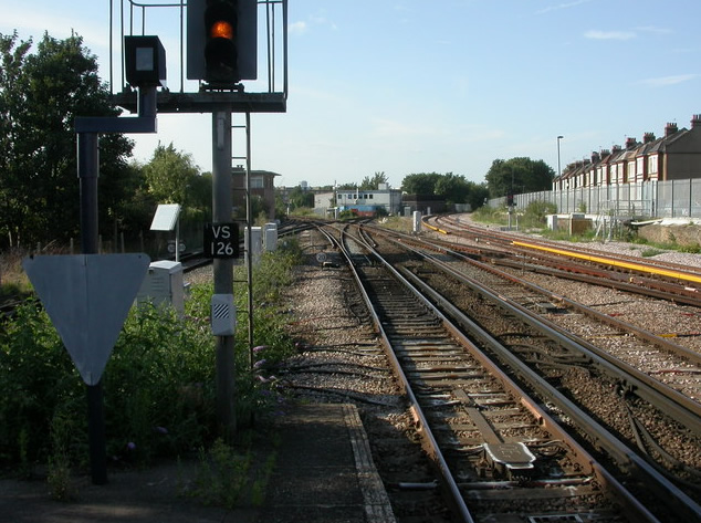 Herne Hill North Junction