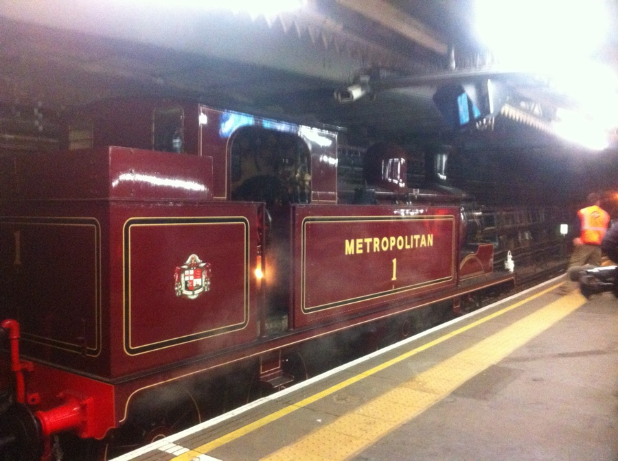Met No.1 at Edgware Road