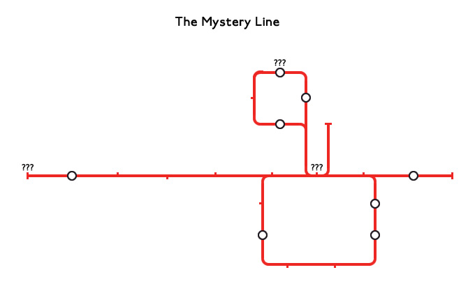 The Mystery Line