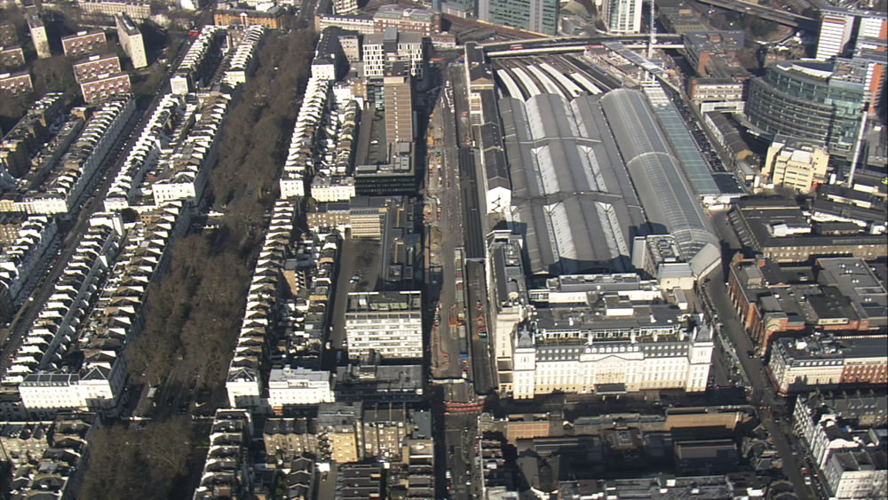 Paddington from the Front