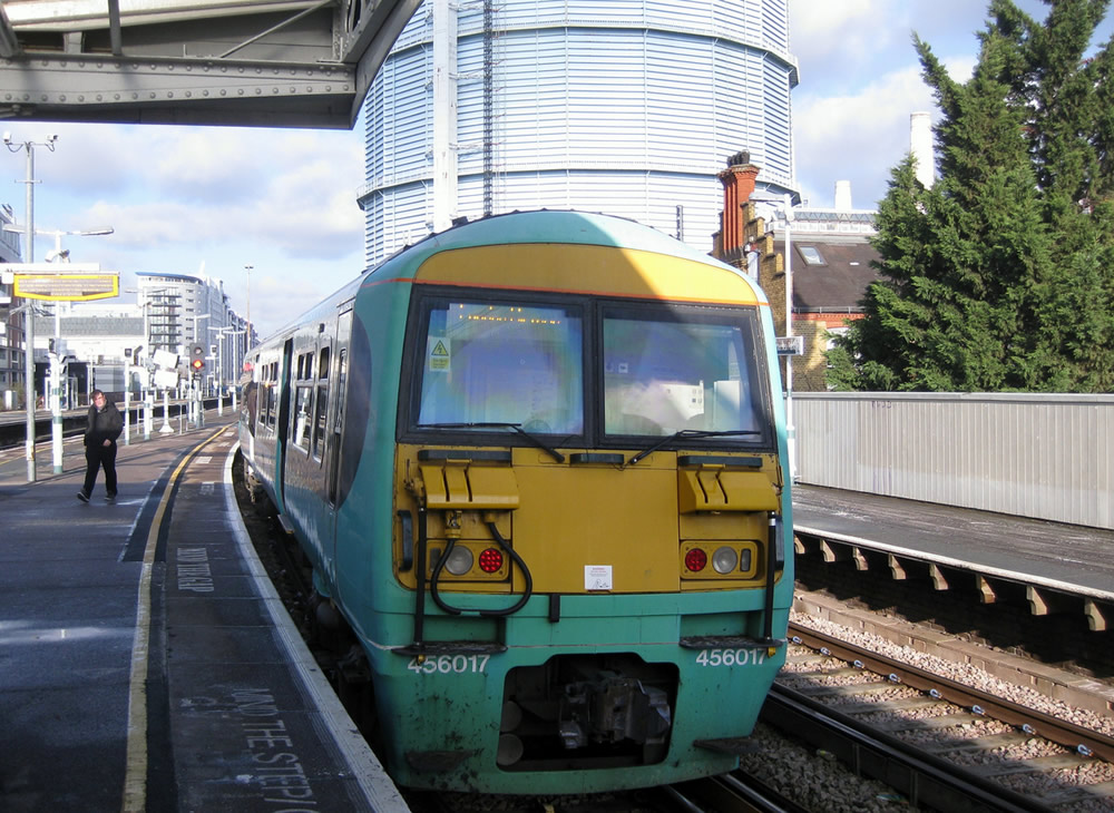 456017 at Battersea Park