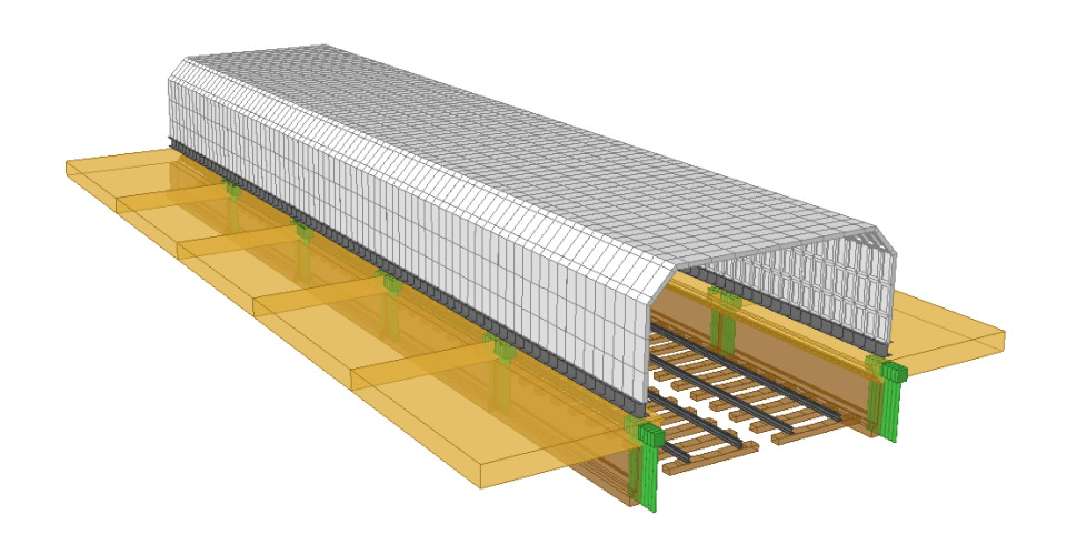 The Track Protection Structure (TPS)