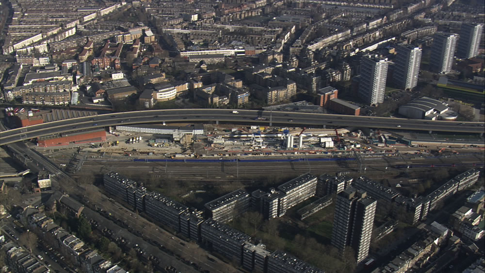 The Westbourne Park Site