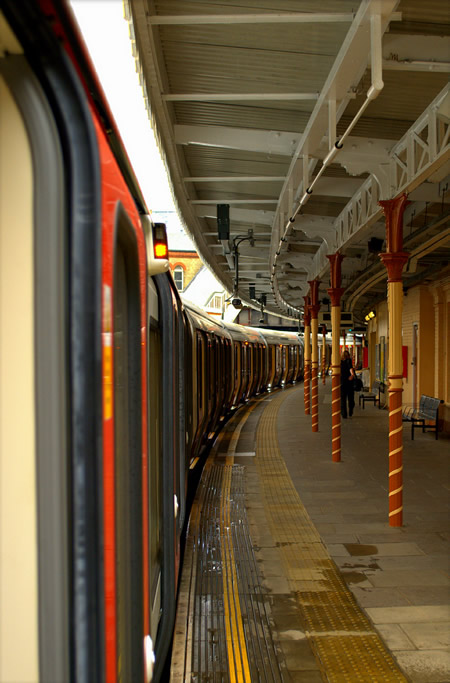 S7 Stock at Westbourne Park